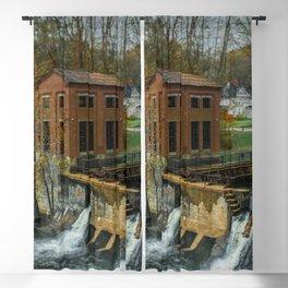 Power Plant Blackout Curtain