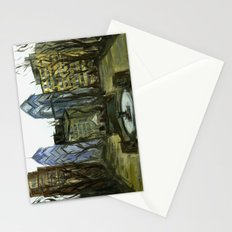 Rittenhouse Square in the Winter Stationery Cards