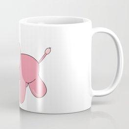Balloon Animal Lion Coffee Mug