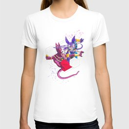 Face Off - Beerus & Champa T-shirt