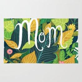 Floral Mom Rug