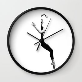 The other half ... Wall Clock