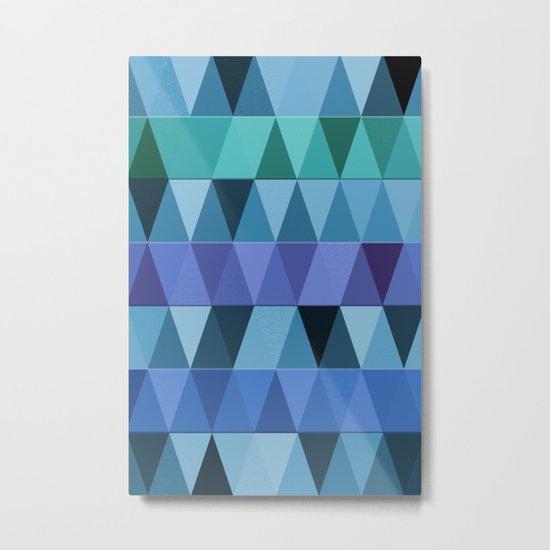 Abstract #297 Metal Print