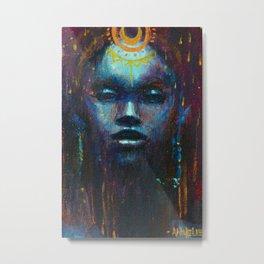 Oracle Metal Print