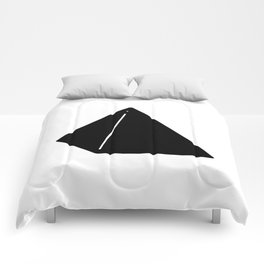 Shapes Pyramid Comforters