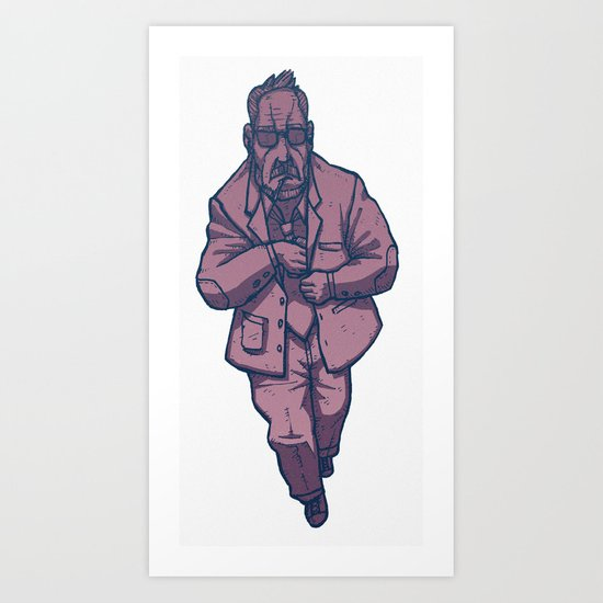 Old Man by christiangilbang