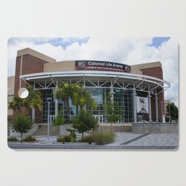 Colonial Life Arena, Columbia, SC Cutting Board