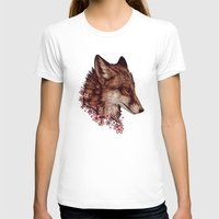 cherry blossom T-shirts featuring Cherry Blossom by Johanna Tarkela