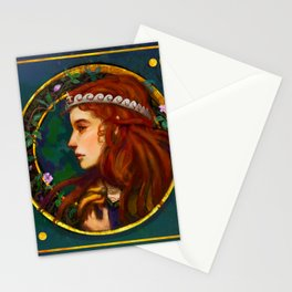 The Lady Aideen Stationery Cards