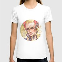 thranduil T-shirts featuring Thranduil by Giulia Colombo