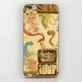 Nights and Weekends iPhone Skin