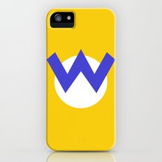 Nintendo Wario iPhone (5, 5s) Slim Case