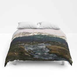 Whistler Mountain View, British Columbia Comforters