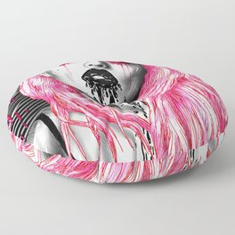 Florida Summer Nights Floor Pillow
