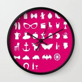 Merci di Culto Wall Clock