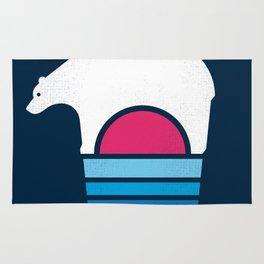 Polar Melt Rug