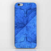 origami iPhone & iPod Skins featuring Origami by Lyle Hatch