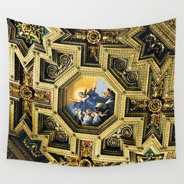 Basilica of Our Lady in Trastevere Wall Tapestry