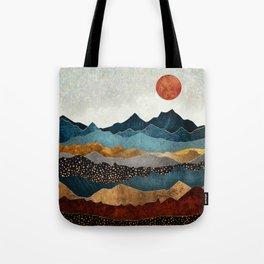 Amber Dusk Tote Bag
