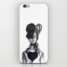Woman XY 101 iPhone Skin