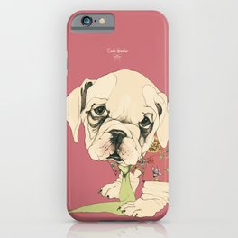 he would never do it, 2 iPhone Case