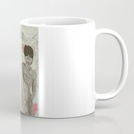 Feminine Collage I Coffee Mug