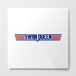 You can be my SWEN any time Metal Print