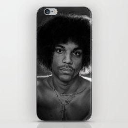 Prince Digital Artwork iPhone Skin