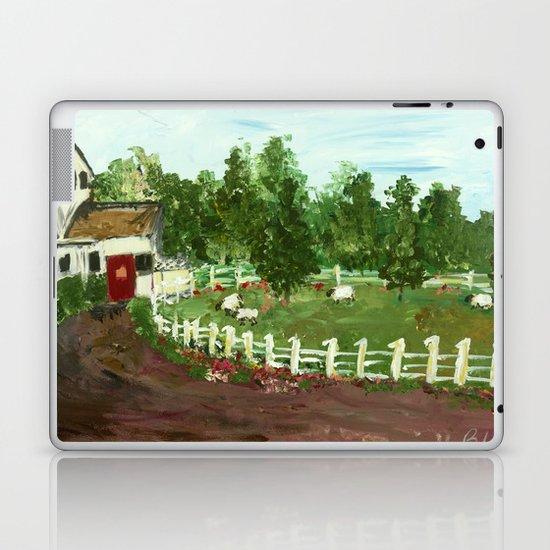 Ash Mill Farm Laptop & iPad Skin