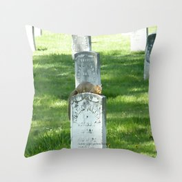 Guardian Throw Pillow