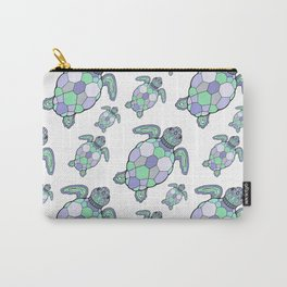 Sea turtles. Carry-All Pouch