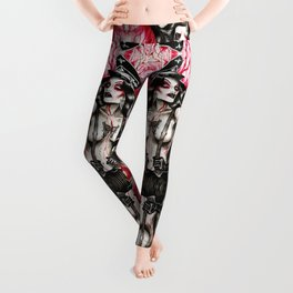 La Maladie Infectieuse Leggings