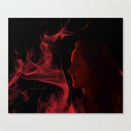 redsmoker Canvas Print