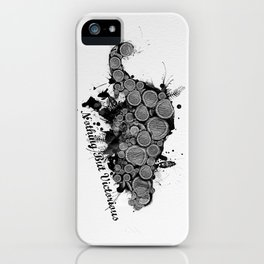 Nothing But Victorious iPhone Case