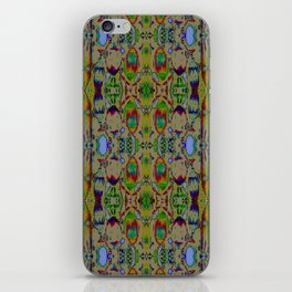 Rainbow Navajo iPhone Skin