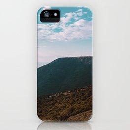 Italian Landscape iPhone Case