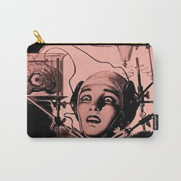 The Brain That Wouldn't Die, 1962 Horror Movie Carry-All Pouch