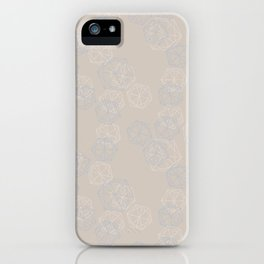 Hexa-gone iPhone Case
