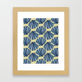 She sells, sea shells Framed Art Print