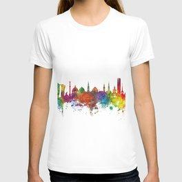 Copenhagen Denmark Skyline T-shirt
