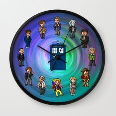 O'Clocktor Who Wall Clock