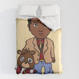 The Preschool Dropout Comforters