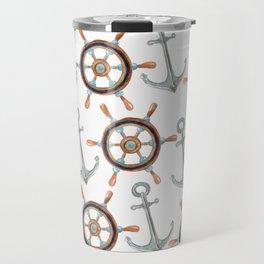 Nautical #1 Travel Mug