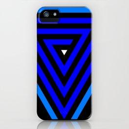 Vainessum - blue integration iPhone Case