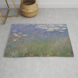 Monet - Water Lillies Rug