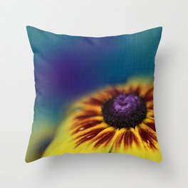 Feeling The Heat Throw Pillow