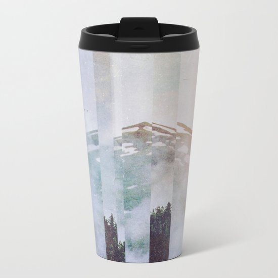 Fractions A38 Metal Travel Mug