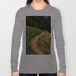 Vineyard Path Long Sleeve T-shirt