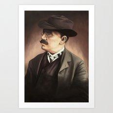 Ion Luca Cariagale Art Print