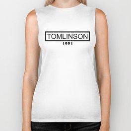TOMLINSON 1991 Biker Tank